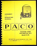 Paco  Vacuum Tube Voltmeter Kit model V70.jpg