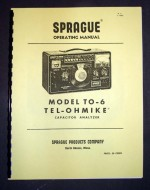 Model TO-6 TEL-OHMIKE capacitor analyzer .jpg