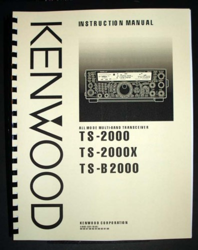 kenwood ts 440s operating.manual